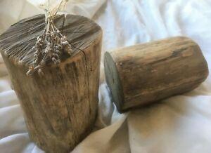 Robinienholz, Tischdeko, Holz, Geschenk, Dekoration, Lampe, Natur