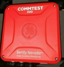 Bently Nevada Scout 200 Commtest 220 System, Balance Analyzer, Pelican 1520 Case