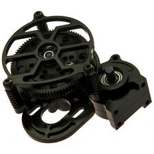 RC 1/10 Transmission Case Center Gearbox w/ Gear for Axial SCX10 AX10 Crawler