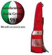 FANALE GRUPPO OTTICO POSTERIORE SX S/PORTALAM CORPO NERO FIAT PANDA 03>11