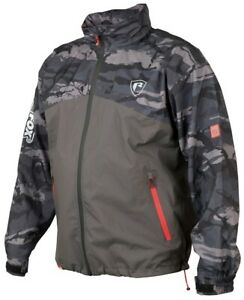 Fox Rage 10K Ripstop Jacket *All Sizes* NEW Fishing Waterproof Jacket