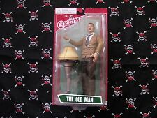 A Christmas Story The Old Man w/ leg lamp Neca 12+
