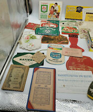 Lot of Vintage Sewing Needle and advertising booklets ,neat collection