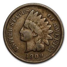 1909 Indian Head Cent Good/VG