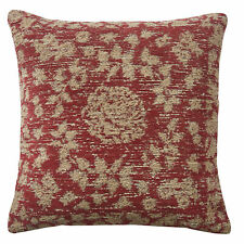 Rustic Floral Pillow