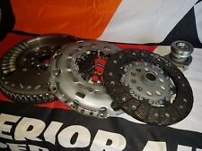 FORD FOCUS ST & RS 2.5L *VOLVO S60R* CLUTCH & DUAL MASS FLYWHEEL KIT UPGRADE DMF