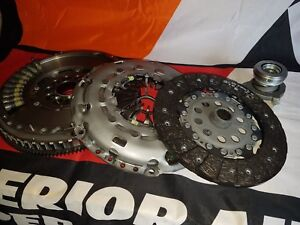 FORD FOCUS RS CLUTCH & DUAL MASS FLYWHEEL KIT - MK2 ST UPGRADE 225 2.5L DMF C307