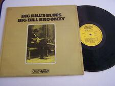 LP 33 TOURS , BIG BILL ' S BLUES BROONZY , 16 TITRES . VG / EX .