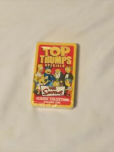 Cards: The Simpsons - Top Trumps Specials - Classic Collection - Volume One