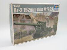 TRUMPETER 02338 1/35 Soviet Br-2 152mm Gun M1935