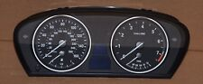 2008-2010 BMW 528I, 535I, E60, E61 USED INSTRUMENT CLUSTER FOR SALE MPH