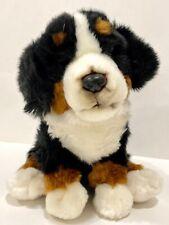 Ganz Webkinz Signature Bernese Mountain Dog Plush No Code great condition Rare