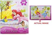 Disney Princess 46 pc Educational Giant 3ft Floor Jigsaw Puzzle Ariel Belle