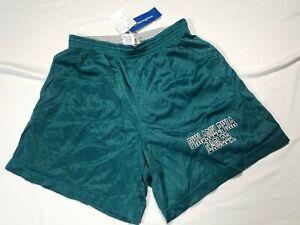 Vtg 90's Philadelphia Eagles Gym Shorts Champion Mens Large