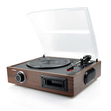 mbeat USB-TR08 USB Turntable and Cassette to Digital Recorder