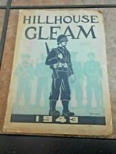 1943 HILLHOUSE GLEAM NEW HAVEN, CONNECTICUT