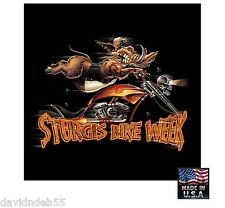 GENUINE Sturgis WILD BOAR HOG Bike Motorcycle Bandana BANDANNA Biker Head Skull
