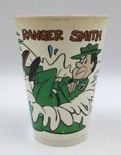 Slurpee Cup~ Ranger Smith/Yogi Bear Vintage 7/11 Hannah Barbera
