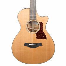 Taylor 512CE 12 Fret Grand Concert Acoustic Electric Guitar