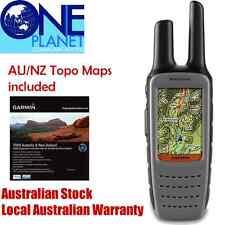 Garmin Rino 650 Handheld GPS / UHF radio With TOPO Aus NZ MAPS-Australian Stock