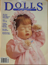 DOLLS  The Collector's Magazine ~ MARCH 1991