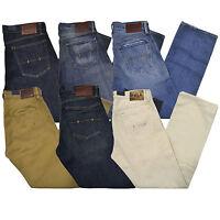 Polo Ralph Lauren Mens Jeans Classic Fit 867 Casual Denim Bottoms Pants New Nwt