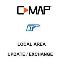 C-MAP NT + tabla local actualizar/Exchange en formato de tarjeta de Fp -