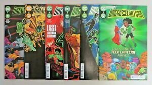 Green Lantern #1-6 (2021) VF/NM Far Sector Stewart Teen Lantern Corps DC Comics