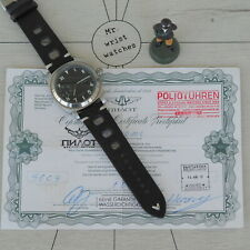 (Please,READ) Rare Poljot Aviator with Papers caliber 3602 only Russian Market !