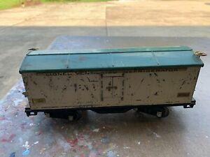 Lionel Standard Gauge - 514R Refrigerator Car