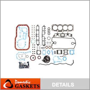 Fits 90-95 Toyota Celica MR2 2.0L Turbo DOHC Full Gasket Set 3SGTE