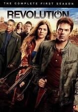 Revolution: The Complete First Season (DVD, 2013, 5-Disc Set)