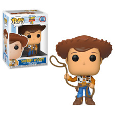 Funko Pop Disney Pixar Toy Story 4 Sheriff Woody Vinyl Toy #522 Figure 37383