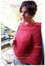 Girls Poncho Knitting Pattern for sale | eBay