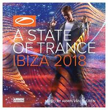 Armin van Buuren - A State Of Trance Ibiza 2018 (NEW 2 x Double CD)