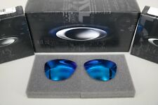 NEW Oakley MOONLIGHTER SAPPHIRE IRIDIUM POLAR OO9320 Replacement Lens Authentic