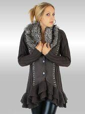 Vintage-Jacken & -Mäntel für Damen mit Pelz