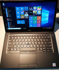 Dell Latitude 14 7480 i7-7600U+QHD TOUCH+DOCK+256GB NVMe+WEBCAM+Office+MORE=7490