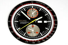 Dial & hands & bezel set for Seiko 6138-0011/0017 UFO chronograph - 132491
