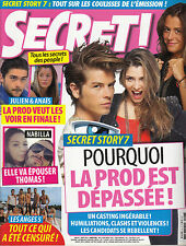 SECRET ! N°6 / NABILLA / SECRET STORY / ANGES DE LA TELEREALITE