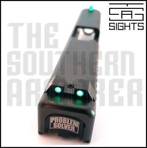 TSA NIGHT SIGHTS FOR GLOCK 19 17 20 21 22 23 24 26 27 29 30 34 35 36 39 44 45 80