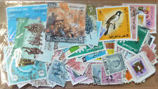 IRAQ STAMP COLLECTION PACKET of 100 DIFFERENT Used Stamps NICE SELECTION