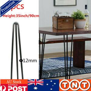 4Pcs Hairpin Legs Home Furniture Table Cabinet Leg Dining Table hairpinleg