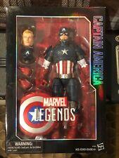 Hasbro - Marvel Legends Series 12 Inchs Captain America Action Figure