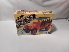 Model Kit Jeep Renegade