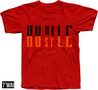 """""""HUMBLE"""" SHIRT IN FOAMPOSITE """"HABANERO RED"""" COLORWAY RETRO 2018"""