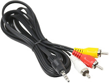 New listing Xoro Av2 audio/video adapter cable suitable for Hrt 8729/8730/8770/8772/8780,