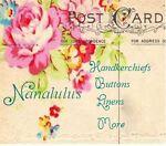 Nanalulus Buttons & Handkerchiefs