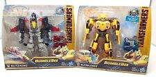 Transformers Energon Igniters Bumblebee & Blitzwing Bundle New