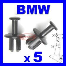 BMW B PILLAR INTERIOR TRIM PANEL FASCIA CLIPS E83 X3 E87 1 SERIES ONE